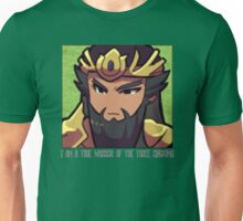Dynasty Warriors Guan Yu of Shu chibi Unisex T-Shirt