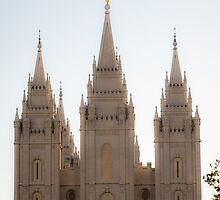 Temple Square by randymir