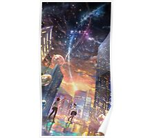Your Name City Poster