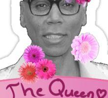 The Queen <3 Sticker