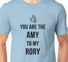 Amy+Rory Unisex T-Shirt