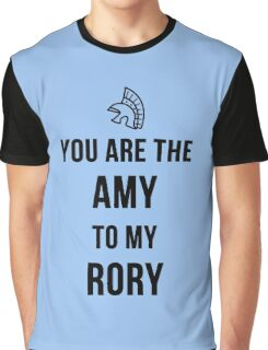 Amy+Rory Graphic T-Shirt