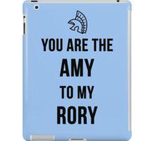 Amy+Rory iPad Case/Skin