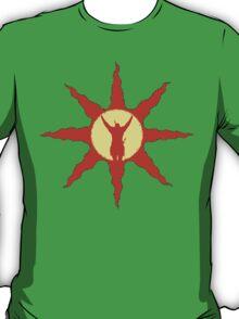 Solaire of Astora Sun symbol T-Shirt