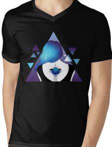 Universe Girl Mens V-Neck T-Shirt