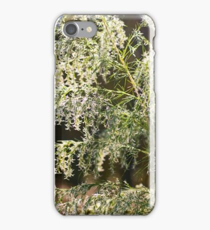 Dressed in White iPhone Case/Skin