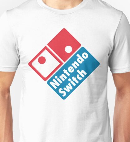 Nintendo's Pizza (Switch) Unisex T-Shirt