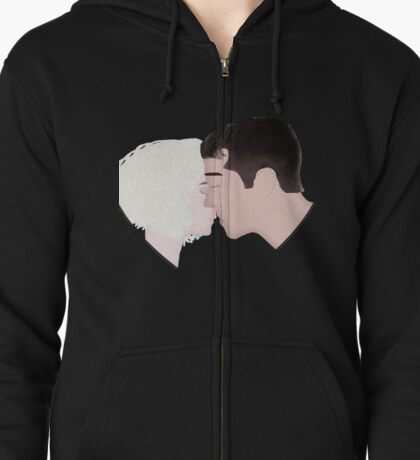 Riley and Will #03 Zipped Hoodie