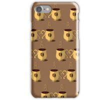Cup of coffee iPhone Case/Skin