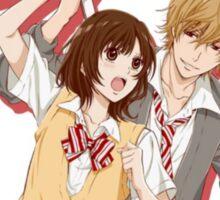 Anime: Ookami Shojo To Kuro Ouj Sticker