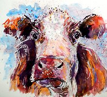 Sad Cow by Louise Fletcher