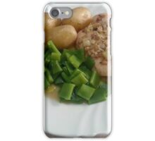Chicken Breasts In Red-wine Vinegar, Rosemary And Garlic iPhone Case/Skin