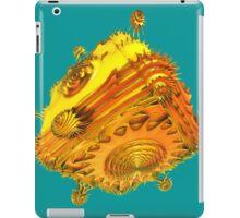 rubik cube rivisited iPad Case/Skin