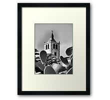 Signature of Foreign Parts Framed Print