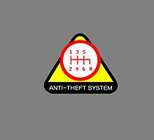 Anti-Theft System (Pattern 3) (light) by ShopGirl91706