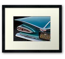 1959 Chevrolet Framed Print