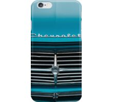 1959 Chevrolet Grill iPhone Case/Skin