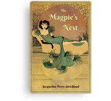Cover art for The Magpie's Nest by Jacqueline Perry-Strickland Canvas Print
