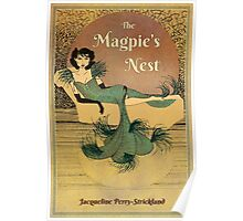 Cover art for The Magpie's Nest by Jacqueline Perry-Strickland Poster