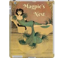 Cover art for The Magpie's Nest by Jacqueline Perry-Strickland iPad Case/Skin