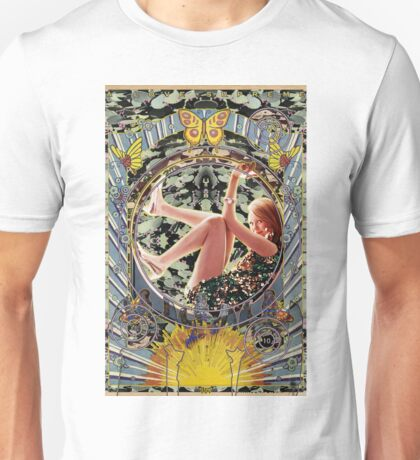 Target Zed 21 - A Love Supreme Unisex T-Shirt