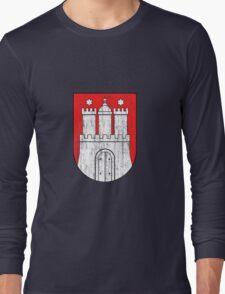 Coat of arms of Hamburg Long Sleeve T-Shirt