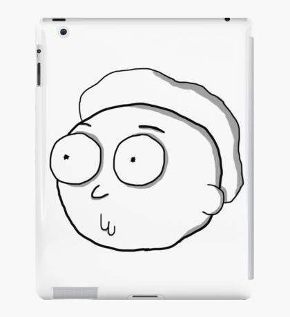 Morty Smith iPad Case/Skin