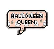 Halloween Queen. Photographic Print