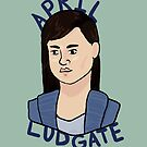 April Ludgate by SevLovesLily
