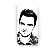 High Contrast Jake Johnson Samsung Galaxy Case/Skin