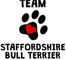 Team Staffordshire Bull Terrier by kwg2200