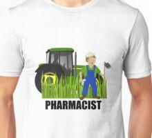 Pharmacist or Farm Assist? Unisex T-Shirt