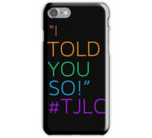 When it's Canon iPhone Case/Skin