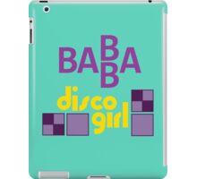 BABBA - Disco Girl iPad Case/Skin