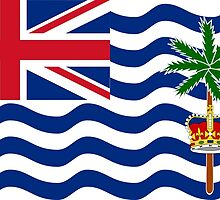 Flag- British Indian Ocean Territory by cadellin
