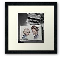 Jaylor Framed Print