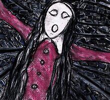 Shreiking Henrietta by LordMasque