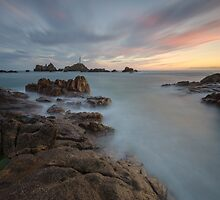 Slipping On The Rocks by russellcram