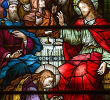Mary Magdalen, Visitation BVM, Philadelphia by PhillyChurches