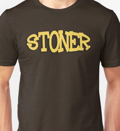 Stoner Weed Marijuana Cannabis Unisex T-Shirt