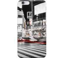 Shibuya Madness iPhone Case/Skin