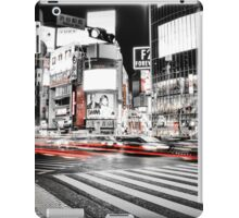 Shibuya Madness iPad Case/Skin