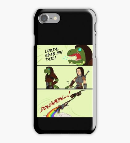 Grab My Skyrim iPhone Case/Skin