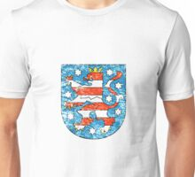 Coat of arms of Thuringia Unisex T-Shirt