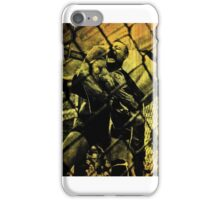 Cage Fight iPhone Case/Skin