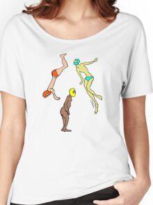 Martians Landing Women's Relaxed Fit T-Shirt