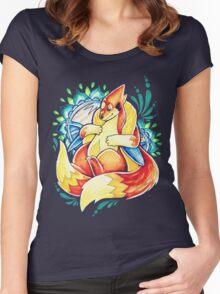 Floatzel Women's Fitted Scoop T-Shirt