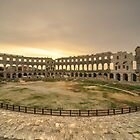 Pula Arena  by Rob Hawkins