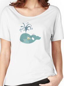 We are Whales - Washing Women's Relaxed Fit T-Shirt