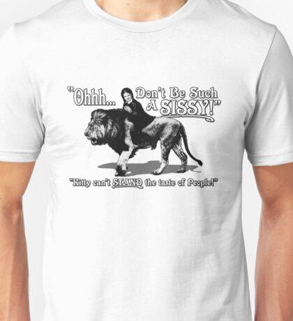 Wednesday & Kitty Kat Addams Unisex T-Shirt